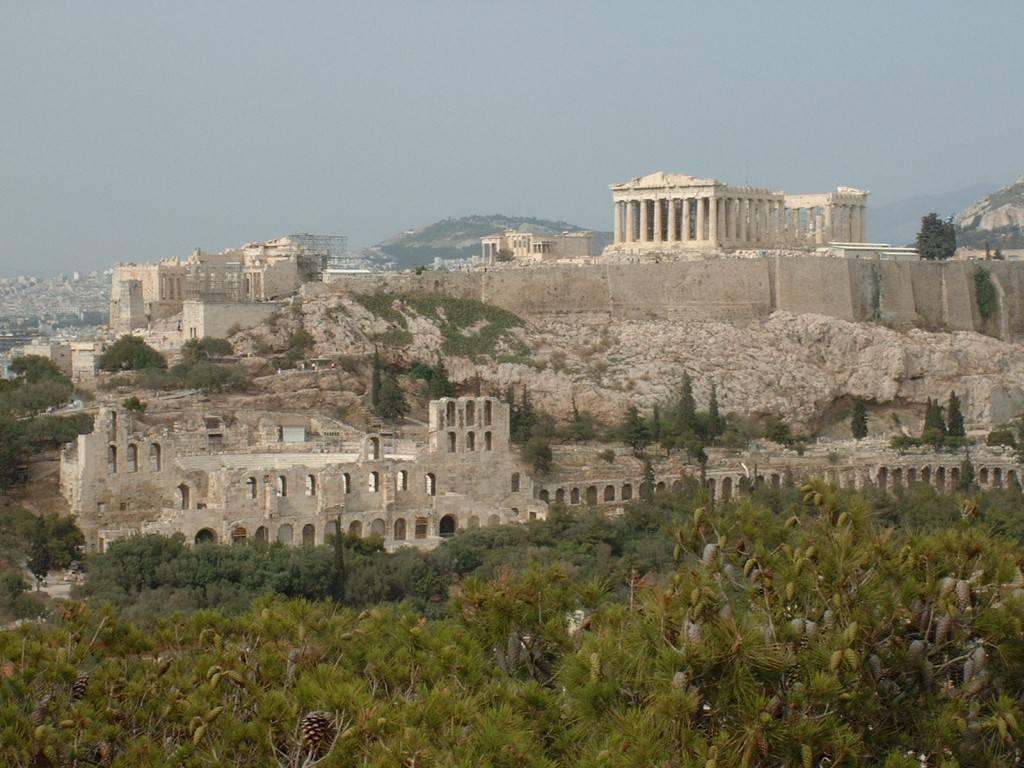 Pin Acropole D Athenes On Pinterest